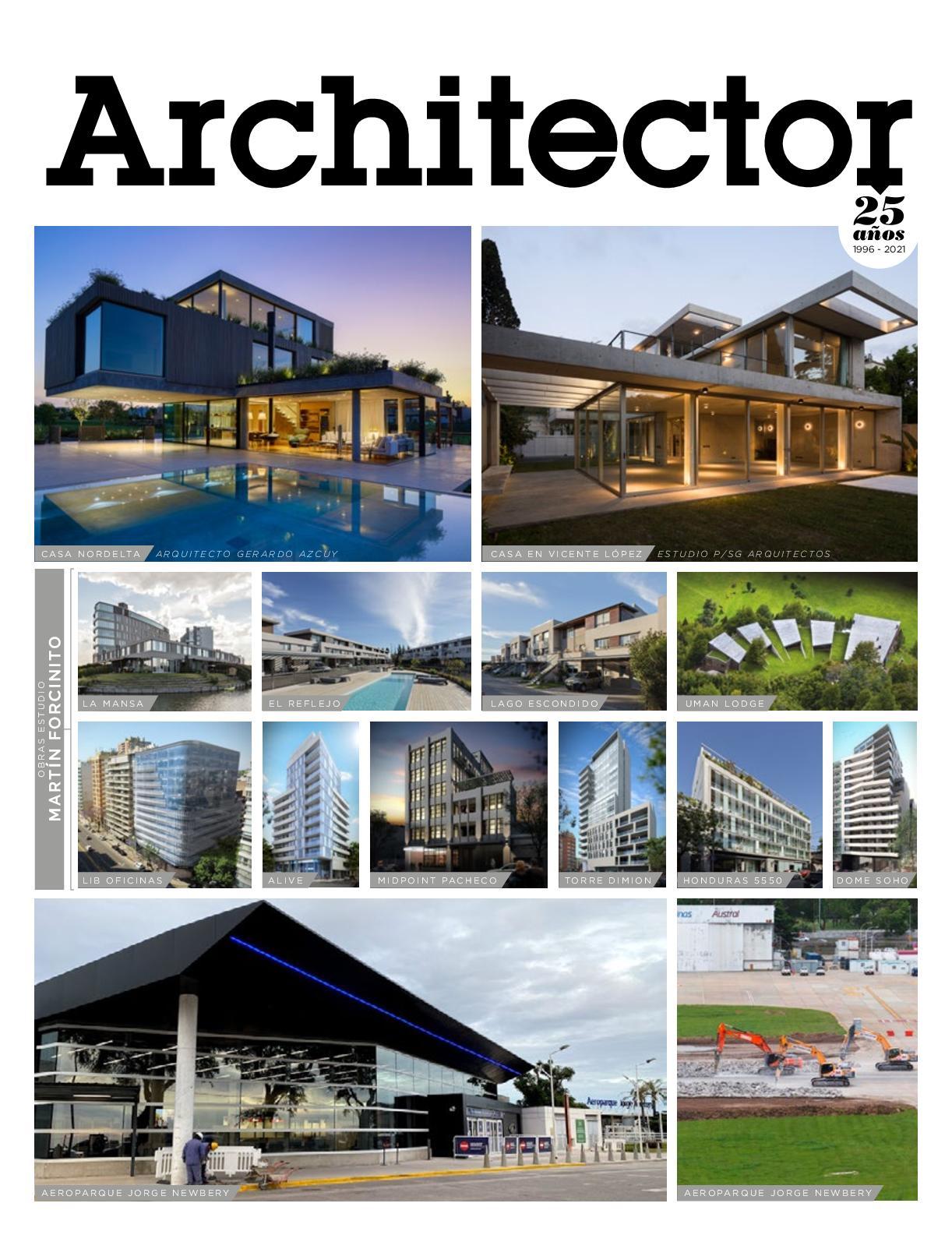 Retrospectiva en la Revista Architector