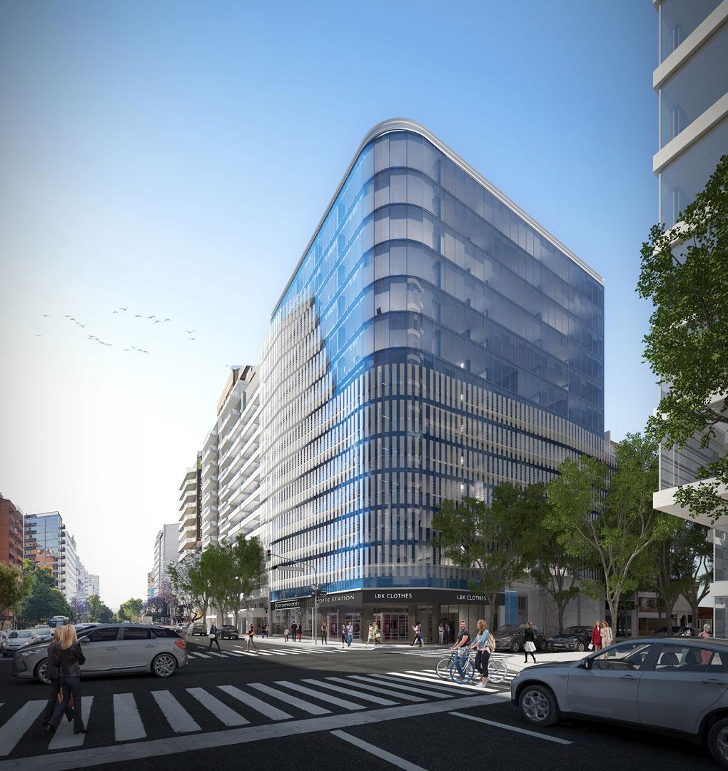 Av. Libertador 6201 – Dome Business Plaza
